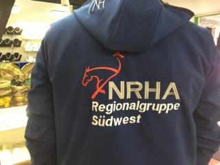 NRHA Teamjacke